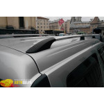 Рейлинг Dacia Logan /Хром /Abs - CAN