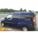 Рейлинг Fiat Doblo 2000-2010 /длинн.база /Хром /Abs - CAN