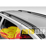 Рейлинг Renault Kangoo 2008- /Черный /Abs - CAN
