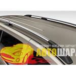 Рейлинг Renault Kangoo Maxi 2008- /Хром /Abs - CAN