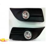 Фара п/тум. Fiat Doblo 2010- (комплект - 2шт) - G-plast