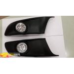 Фара противотуманка Volkswagen Caddy 10- (комплект - 2шт) - G-plast