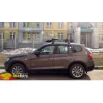 Дефлекторы окон BMW X3 2011 - SIM