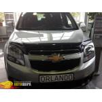 Дефлктор капота Chevrolet ORLANDO 2011- - SIM