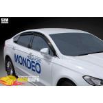 Ветровики для FORD MONDEO 2015-/Fusion 2012- - SIM