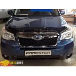 Дефлктор капота Subaru Forester 2013- - SIM