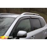 Дефлекторы окон Subaru Forester 2013- - SIM