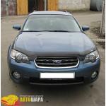 Дефлктор капота Subaru Legacy / B4 / Outback 2004- - SIM