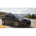 Дефлекторы окон для Тойота AURIS 2007-2009 - SIM
