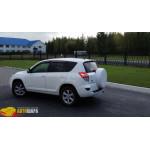 Дефлекторы окон Toyota RAV-4 2006-/2010- - SIM