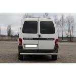 защита задняя Pegeuot Partner с 96… /ровная - ST-Line