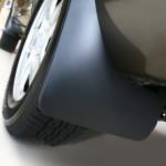Брызговики задние GEELY Emgrand EC-7, седан 2011-> 2 шт. - Novline