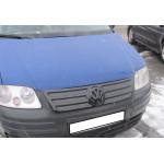 Зимняя накладка Volkswagen Caddy 2004-2010 (верх решетка) - FLY