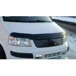 Зимняя накладка Volkswagen T5 2003-2009 (решетка) - FLY