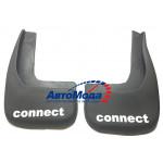 Бризковики Ford Connect 2002- (задні комплект 2 шт) - AVTM