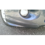 Накладка на передний бампер Mitsubishi Grandis (2003-2009) / углы - AutoPlast - AutoPlast