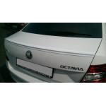 Спойлер крышки багажника Skoda Octavia (A7) 2013- - AutoPlast