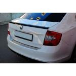Спойлер крышки багажника Skoda Rapid 2012- - AutoPlast