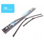 Щетки стеклоочистителя Bmw X3 (F25) 2010- ,кт 2 шт - OXIMO