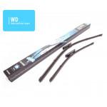 Щетки стеклоочистителя Citroen C3 09- ,кт 2 шт - OXIMO