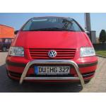 Кенгурятник Volkswagen Sharan (1995-2010) /усиленный,без гриля