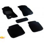 Тришарові килимки Sotra 3D Classic 8mm Black для Subaru Legacy (mkIV) 2003-2009