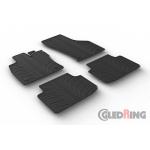Резиновые коврики Gledring для Volkswagen Passat (B8) 2014> automatic