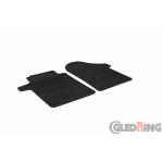 Резиновые коврики Gledring для Mercedes-Benz V-Class (W447) 2014> automatic