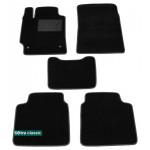 Двухслойные коврики Toyota Camry (XV40)(mkVI) 2007-2011 - Classic 7mm Black Sotra