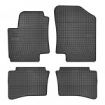 Резиновые коврики для Hyundai i20 (mkI) 2008-2014 Frogum