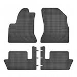 Резиновые коврики для Citroen C4 Picasso (mkI) 2006-2013 Frogum