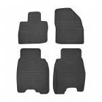 Резиновые коврики для Honda Civic (хетчбек)(mkVIII) 2006-2011 Frogum