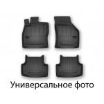 Резиновые коврики для Citroen Berlingo (mkII) 2008-2018 Frogum Proline 3D