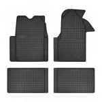 Резиновые коврики для Renault Master (mkII) 1998-2010 Frogum