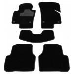 Текстильные коврики для Volkswagen Passat (B6) 2005-2009 Pro-Eco
