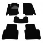 Текстильні килимки для Nissan Tiida (mkI) 2005-2011 Pro-Eco