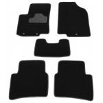 Текстильные коврики для Hyundai Accent / Solaris (седан)(mkIV) 2011> Pro-Eco