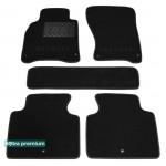 Двухслойные коврики Sotra Premium 10mm Black для Infiniti M / Q70 (mkIII) 2009>