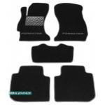 Двошарові килимки Sotra Premium 10mm Black для Subaru Forester (SJ) (mkIV) 2013>