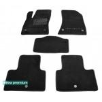Двухслойные коврики Sotra Premium 10mm Black для Infiniti QX50 (mkII) 2017>