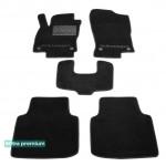 Двошарові килимки Sotra Premium 10mm Black для Volkswagen Arteon (mkI) 2017>