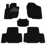 Текстильные коврики Pro-Eco для Toyota RAV4 (XA30)(mkIII) 2005-2012
