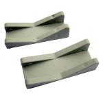 Резиновые накладки для крепления рамы для велокреплений на крышу, 2 шт. Peruzzo