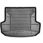 Гумовий килимок в багажник Frogum для Subaru Levorg (mkI) 2014 → (без доп. Вантажний полки) (багажник)