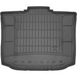 Резиновый коврик в багажникFrogum для Skoda Roomster (mkI) 2006-2015 (без двухуровневого пола)