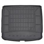 Резиновый коврик в багажникFrogum для Seat Altea (mkI) 2004-2015 (верхний уровень)