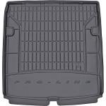 Резиновый коврик в багажникFrogum для Skoda Octavia (универсал)(mkII) 2004-2012 (без двухуровневого пола)