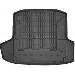 Резиновый коврик в багажникFrogum для Skoda Octavia (универсал)(mkIII) 2013-2019 (без двухуровневого пола)(с нишами)