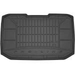 Резиновый коврик в багажникFrogum для Nissan Note (mkI) 2006-2012 (нижний уровень)(багажник)