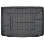 Резиновый коврик в багажникFrogum для Mini Clubman (mkI)(R55) 2007-2014 (без двухуровневого пола)(с органайзером)